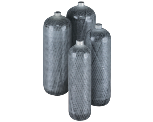 LCX® composite SCBA cylinders