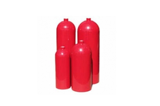 L6X® aluminum fire extinguisher cylinders