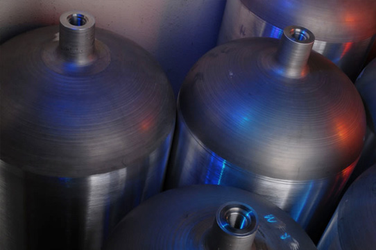 Type 3 aluminum liners