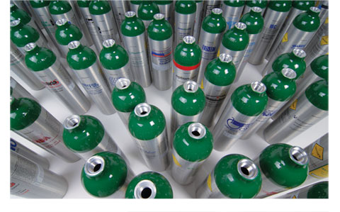 Gas Cylinder Products   Luxfer