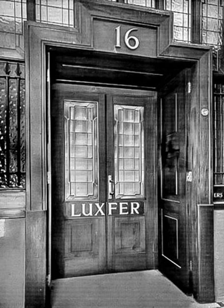 luxfer limited